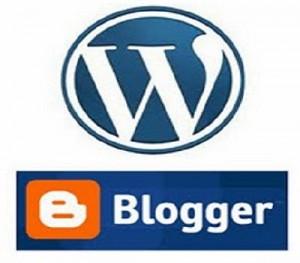 lebih baik blogspot atau wordpress