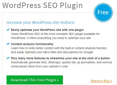 tool seo terbaik berupa plugin seo wordpress yoast