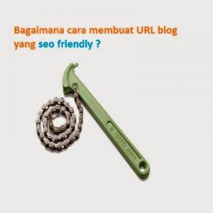 membuat url blog yang baik dan SEO