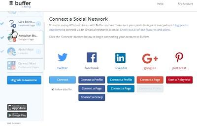 tool untuk membuat konten website dan mempromosikannya